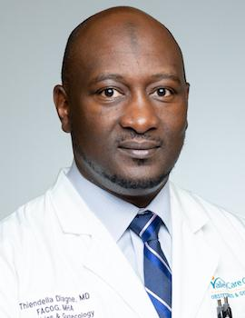 Thiendella Diagne, MD