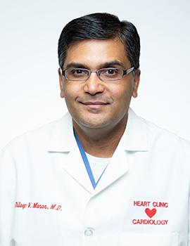 Dileep Menon, MD