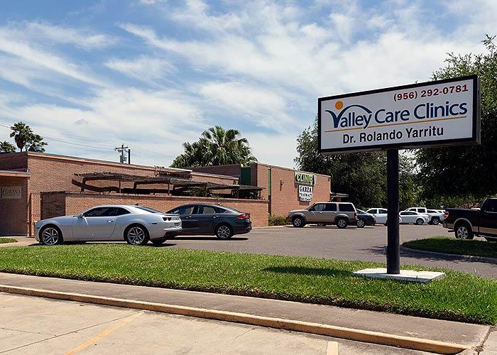 Valley Care Clinics Edinburg