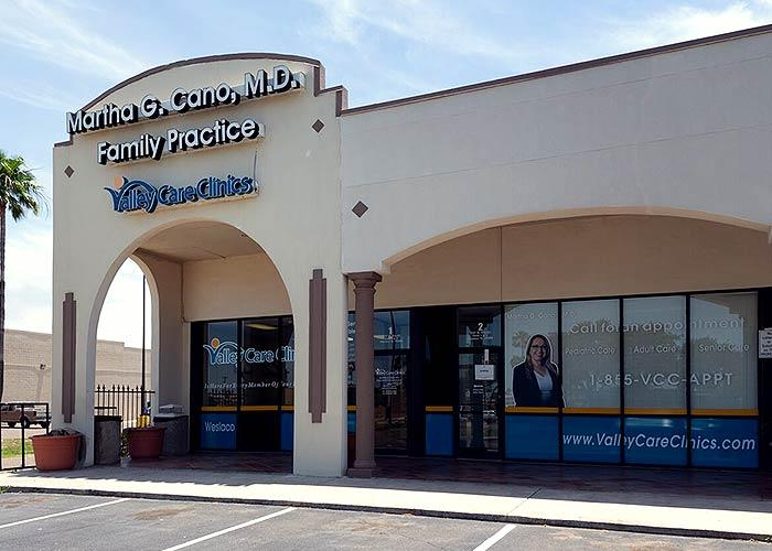 South Texas Health System Clinics – Weslaco