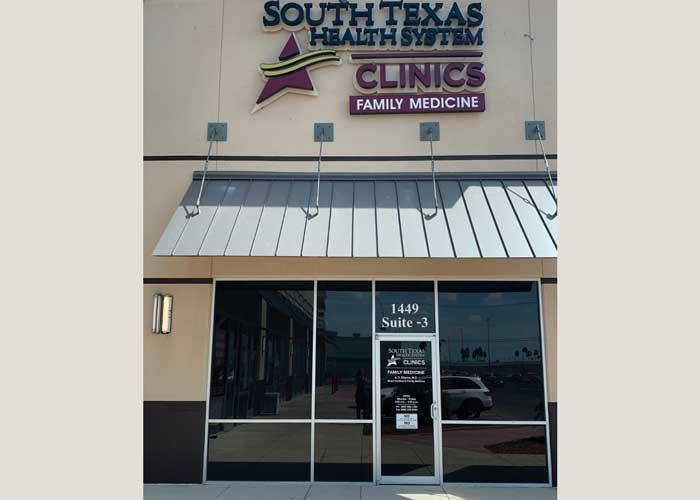 South Texas Health System Clinics Family Medicine (Alamo)